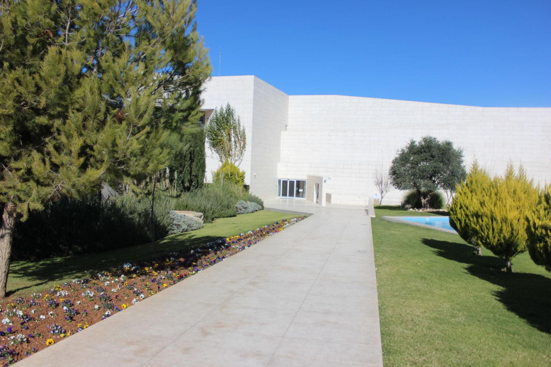 متحف ياسر عرفات يهنئ أبناء شعبنا المسيحين بأعيادهم المجيدة
